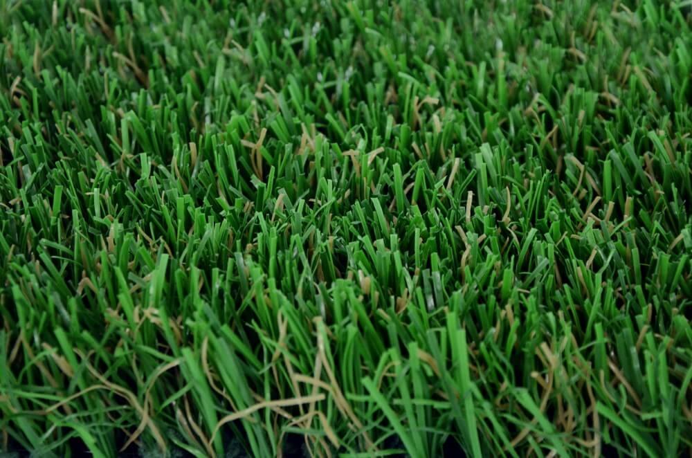 Close up of Envylawn's Clover Premium Artificial Grass